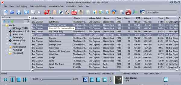 Organize & Rename your Mp3 Collection