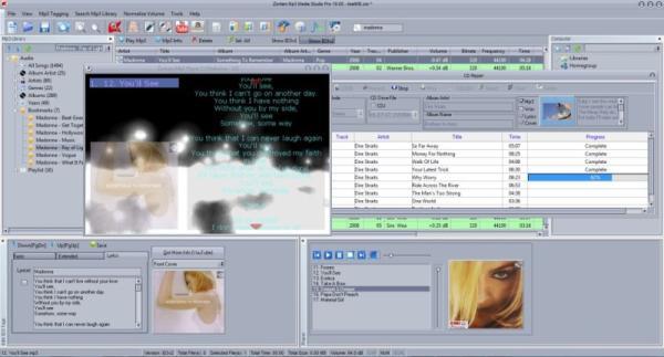 Zortam add cover album arts and lyrics to your Mp3 files